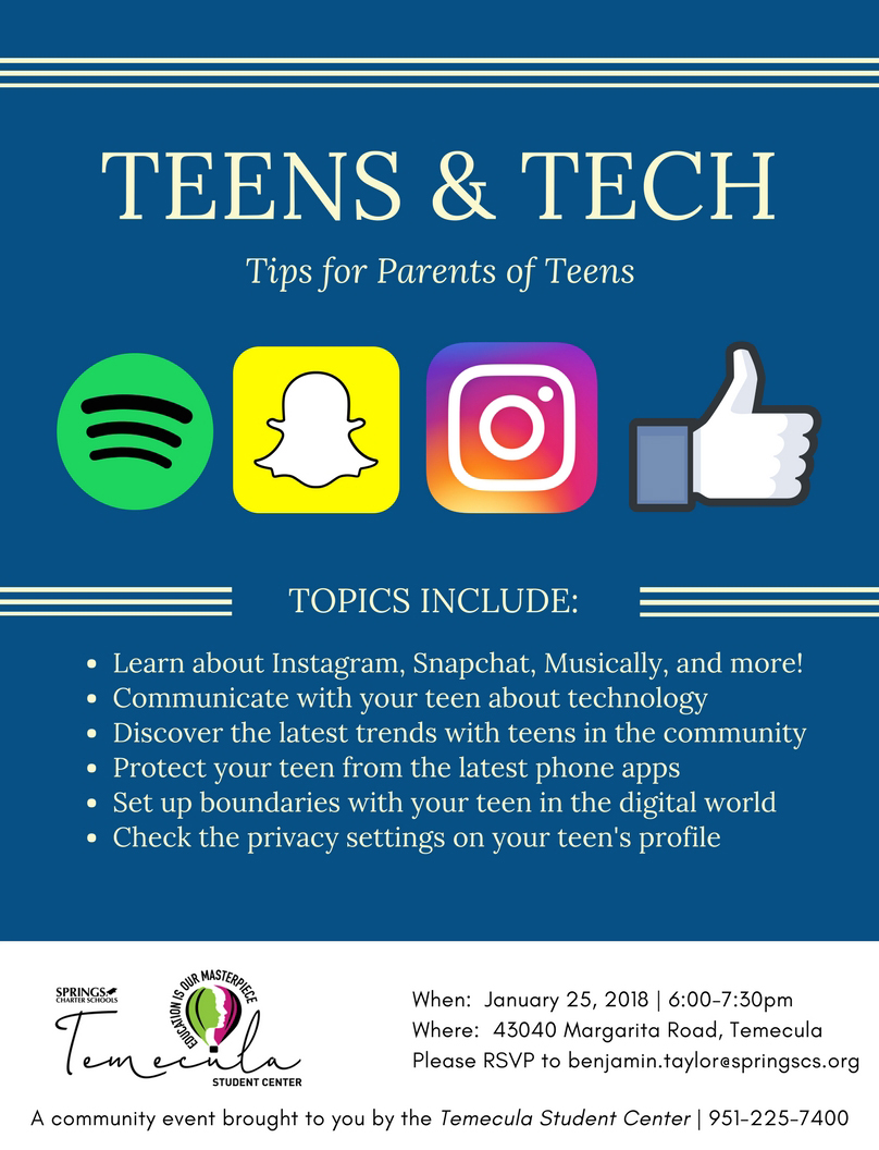 Teens & Tech