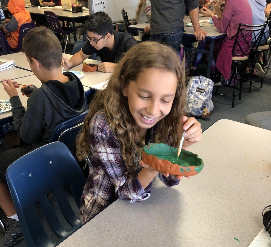 Corona Students Visit The LA Zoo