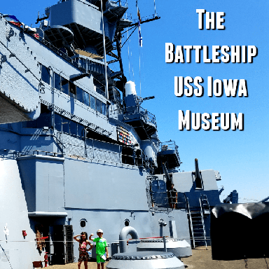 Camp Battleship on USS Iowa - Overnight - Springs Charter