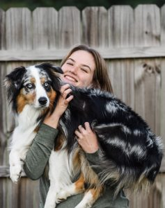 Homeschool Student is Talented Dog Trainer